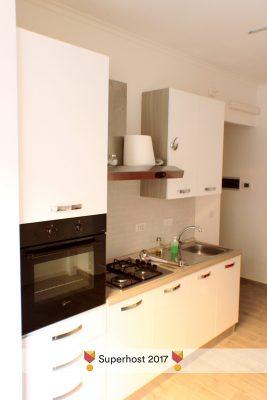 STEREO'Glu ApARTment - Living Room - Lato Cucina