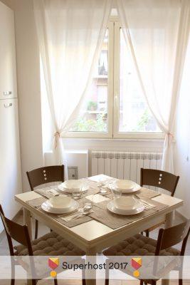 STEREO'Glu ApARTment - Living Room - Lato cucina - Dettaglio