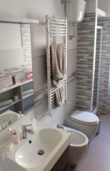 STEREO - Bathroom - Upper view - Bagno - Vista dall'alto
