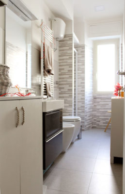 STEREO - Bathroom - View - Bagno - Vista