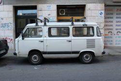 Roma - Pigneto - Veicolo Storico