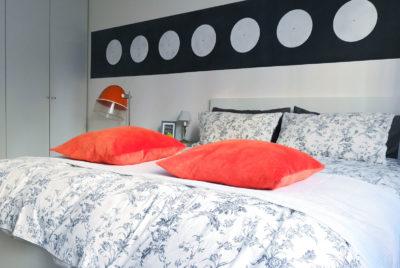 STEREO - Bedroom - Side view - Camera da letto - Vista laterale