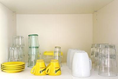 STEREO - Kitchen - Cups and glasses - Cucina - Tazzine e bicchieri